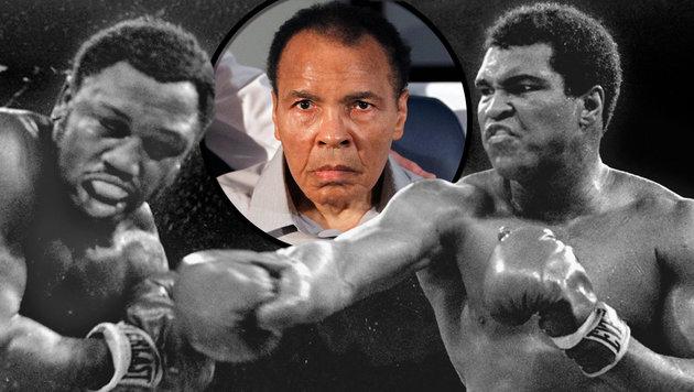Boxlegende Muhammad Ali ist tot (Bild: ASSOCIATED PRESS)