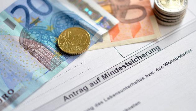 """Mindestsicherung: ÖVP für """"Korridor-Regelung"""" (Bild: APA/Barbara Gindl)"""