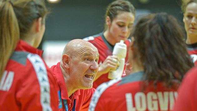Coach Herbert Müller (Bild: GEPA pictures)