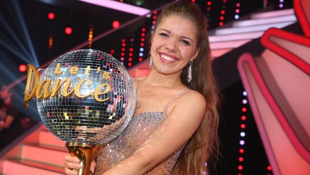 """Victoria Swarovski ist Deutschlands """"Dancing Star"""" (Bild: RTL/Stefan Gregorowius)"""