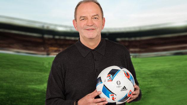 Wer außer uns wird Europameister, Herr Prohaska? (Bild: ORF/Roman Zach-Kiesling)
