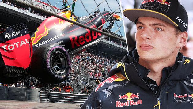 Ex-F1-Weltmeister schießt gegen Red-Bull-Youngster (Bild: GEPA)