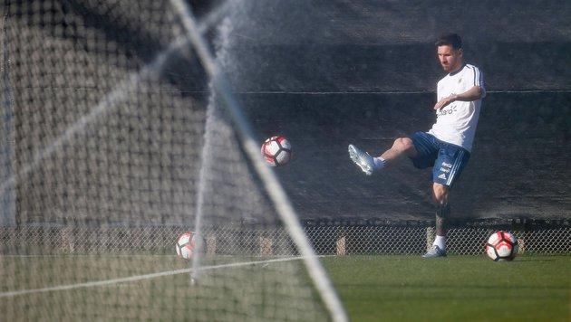 Messi bitter enttäuscht: Er fehlt wohl zum Auftakt (Bild: AFP or licensors)