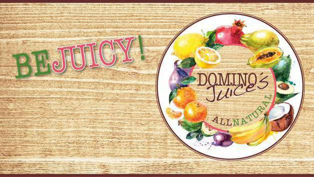 """Die 7 Must-Haves des Sommers! (Bild: Domino`s Juices)"""