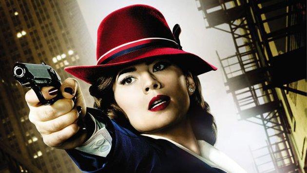 """""""Agent Carter"""" (Bild: Marvel.com)"""