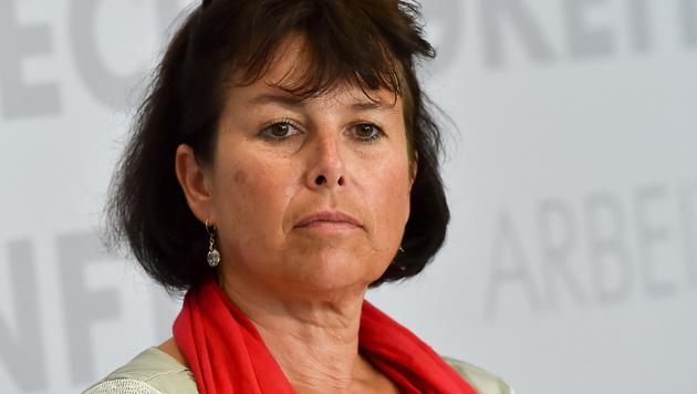 Oberösterreichs SPÖ-Chefin Birgit Gerstorfer (Bild: APA/HARALD DOSTAL)