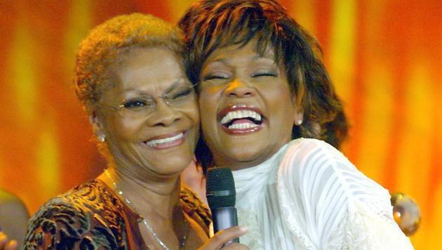 Dionne Warwick, die Cousine von Whitney Houston, wird am Freitag an der Burg auftreten. (Bild: EPA)