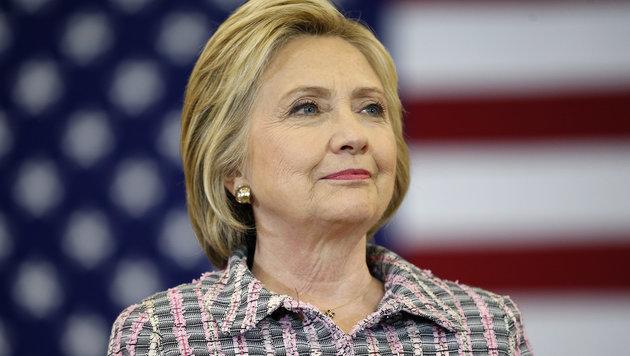 """""""Leben in Gefahr"""": Clinton warnt vor Fake-News (Bild: Associated Press)"""