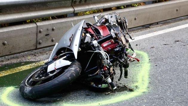 Tragischer Motorradunfall endete für Koch tödlich (Bild: Gerhard Schiel (Symbolbild))