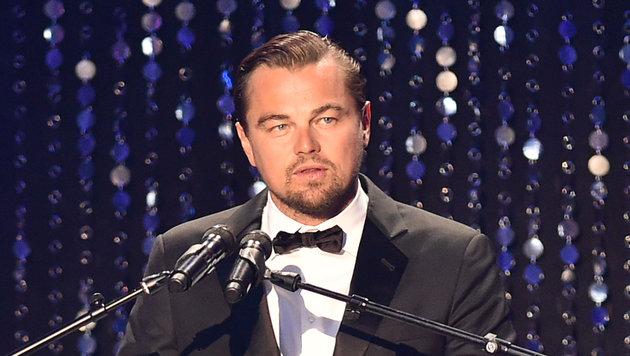 Leonardo DiCaprio (Bild: APA/AFP/ALBERTO PIZZOLI)