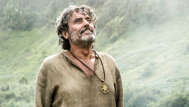 "Ian McShane in ""Game of Thrones"" (Bild: HBO)"