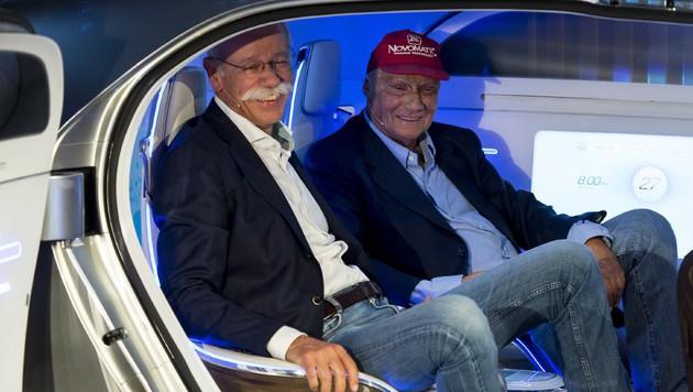 """Thomas Gottschalk in """"Mensch Gottschalk"""" (Bild: RTL/Andreas Friese)"""