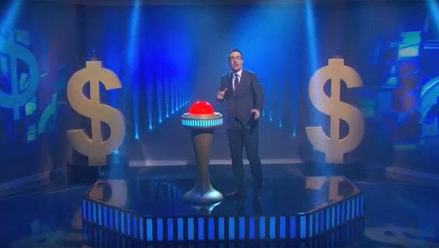 US-Moderator erließ 9000 Amerikanern Arztschulden (Bild: HBO/YouTube.com)