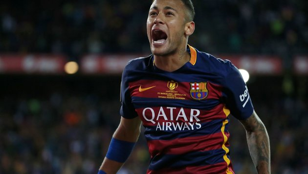Heftig! Prozess gegen Neymar und Barcelona! (Bild: AFP or licensors)