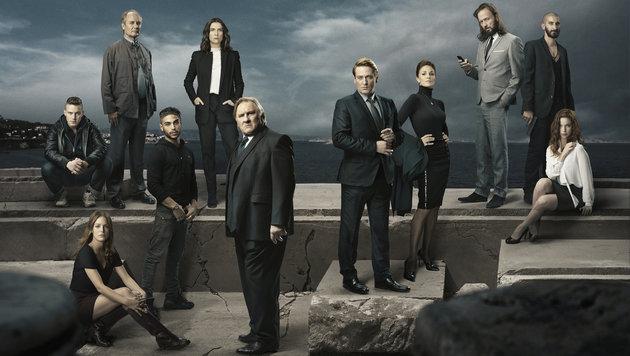 """Netflix kündigt zweite Staffel von """"Marseille"""" an (Bild: Netflix)"""