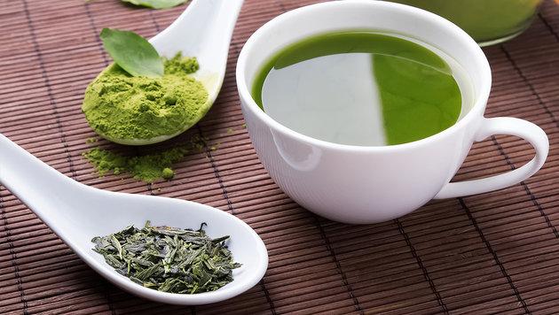 Studie: Grüner Tee hilft Menschen mit Down-Syndrom (Bild: thinkstockphotos.de)