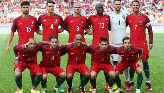 7:0! Ronaldo und Co. schießen sich für die EM warm (Bild: Associated Press)