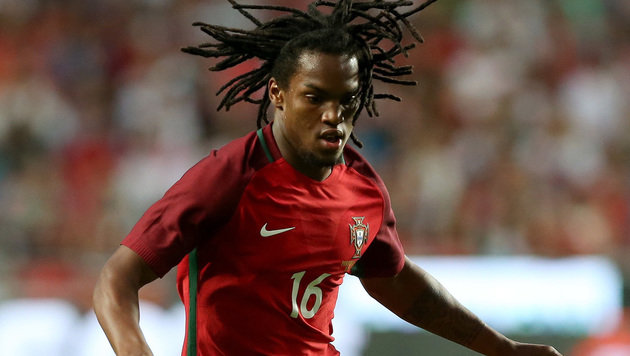 Neo-Bayern-München-Kicker Renato Sanches (Bild: Associated Press)