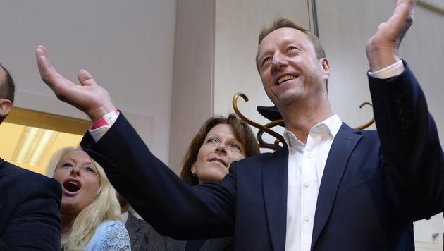 Der burgenländische FPÖ-Landesparteiobmann Johann Tschürtz (Bild: APA/ROBERT JAEGER)