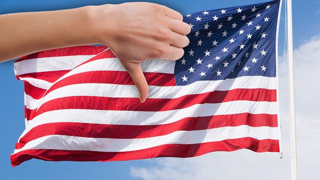 """60 Prozent der Österreicher gegen """"Supermacht"""" USA (Bild: thinkstockphotos.de)"""