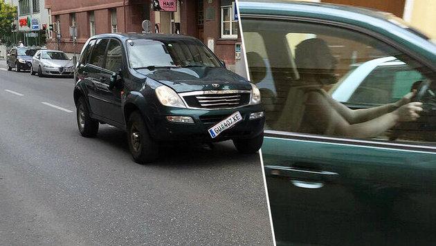 """Grazer Amokfahrer Alen R. nicht verhandlungsfähig? (Bild: """"Krone"""")"""