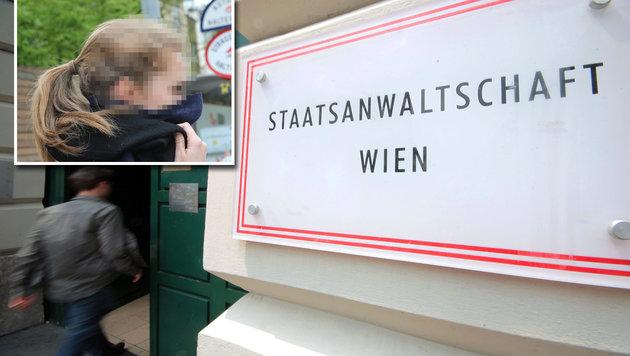 Eines der Opfer des nun untergetauchten Asylwerbers (kl. Bild) (Bild: APA/GEORG HOCHMUTH, Peter Tomschi)