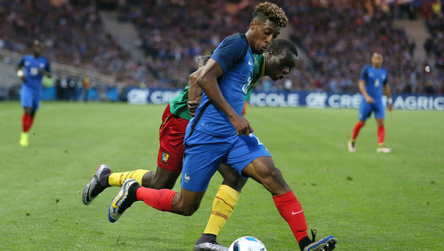 Kingsley Coman (Bild: ASSOCIATED PRESS)