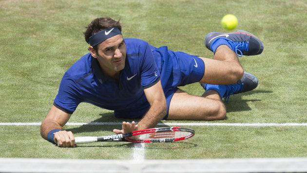 Roger Federer sagt für die Olympischen Spiele ab! (Bild: AFP)