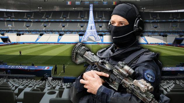 """EURO-Chef: """"Geisterspiele bei EM weiter möglich!"""" (Bild: APA/AFP/MATTHIEU ALEXANDRE, ASSOCIATED PRESS)"""