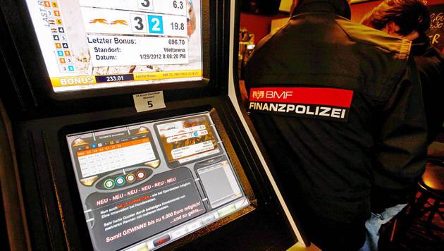 Finanzbeamte in Spielsalon mit Reizgas attackiert (Bild: BMF/Schneider (Symbolbild))