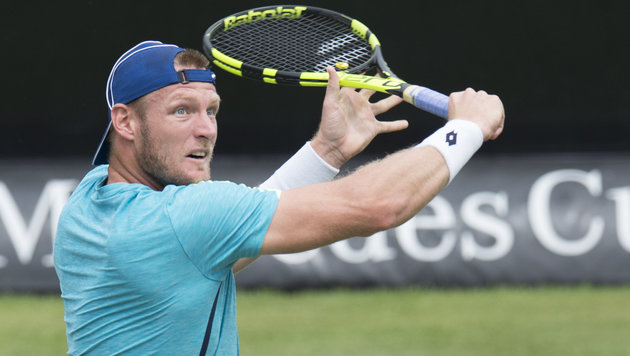 Sam Groth (Bild: APA/AFP/THOMAS KIENZLE)