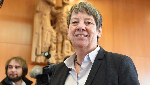 Deutschlands Bauministerin Barbara Hendricks (Bild: APA/AFP/dpa/ULI DECK)