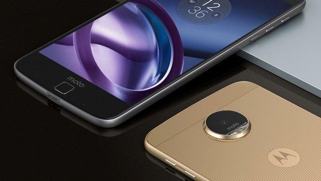 Moto Z: Bruchfeste und modulare Android-Flunder (Bild: Lenovo)