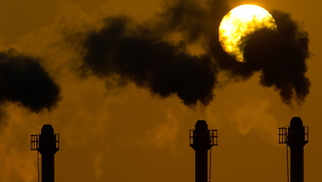 90% der Menschen leiden unter Luftverschmutzung (Bild: APA/dpa/Patrick Pleul)
