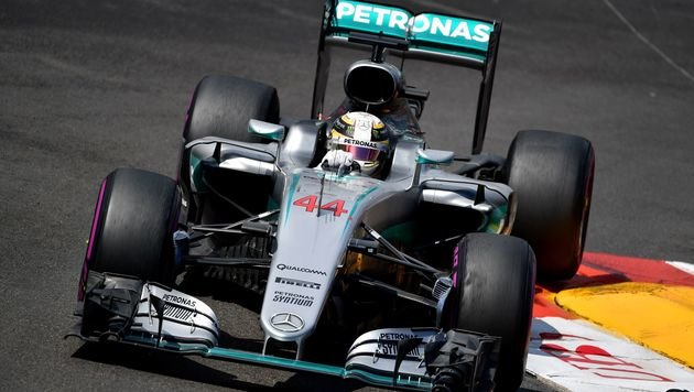 Hamilton dominiert die Trainings in Montreal (Bild: AFP)