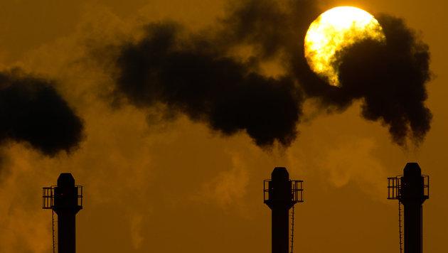 Luftverschmutzung erhöht Risiko für Schlaganfall (Bild: APA/dpa/Patrick Pleul)