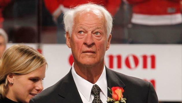 NHL-Legende Gordie Howe gestorben (Bild: Getty Images)