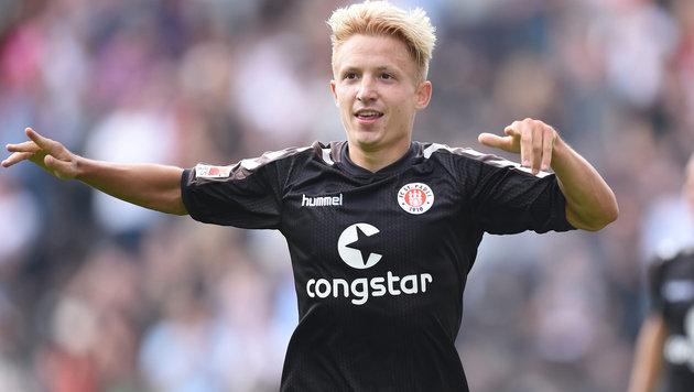 RB Salzburg holt Deutschen Marc Rzatkowski (Bild: GEPA)