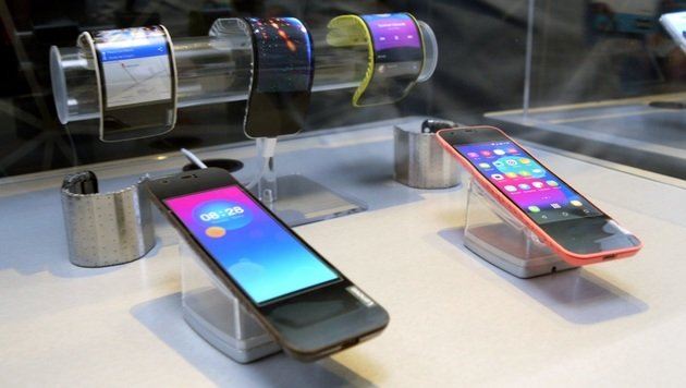 Lenovo Tech World: Das sind die Handys der Zukunft (Bild: Dominik Erlinger)