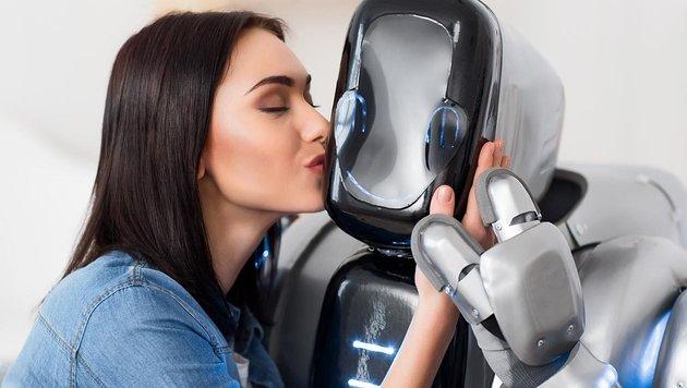 Sex mit Robotern: Experte warnt vor den Folgen (Bild: thinkstockphotos.de)