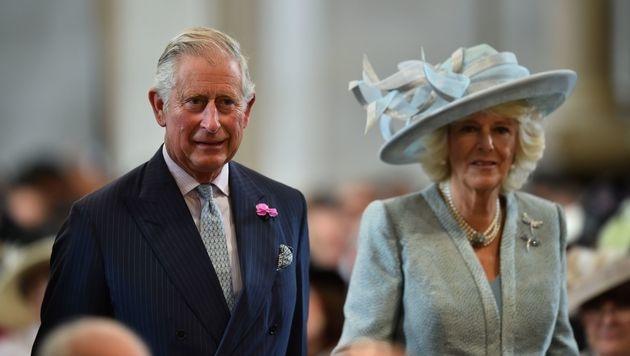 Prinz Charles und Camilla (Bild: AFP)