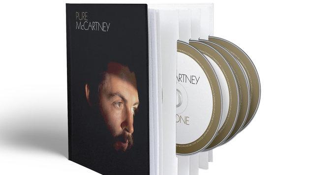 Werkschau des Ex-Beatles auf Vierfach-CD (Bild: Universal Music)