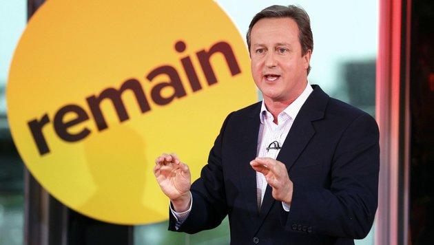 55 Prozent der Briten f�r Austritt aus der EU (Bild: APA/AFP/BuzzFeed News/Facebook/Adam Gray)