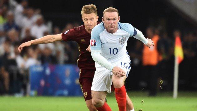 Russland schockt England mit Last-Minute-Ausgleich (Bild: AFP or Licensors)
