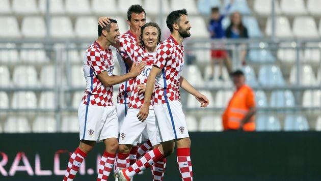 Kroatien brennt auf Revanche gegen Türkei (Bild: AFP)