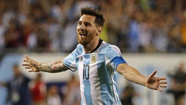 Lionel Messi meldet sich mit Hattrick zurück (Bild: Getty Images)