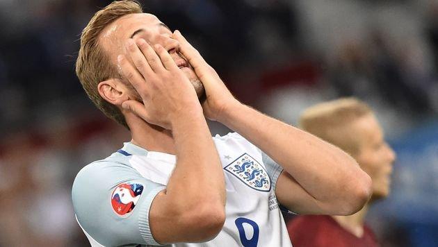 Russland schockt England mit Last-Minute-Ausgleich (Bild: APA/AFP/BERTRAND LANGLOIS)