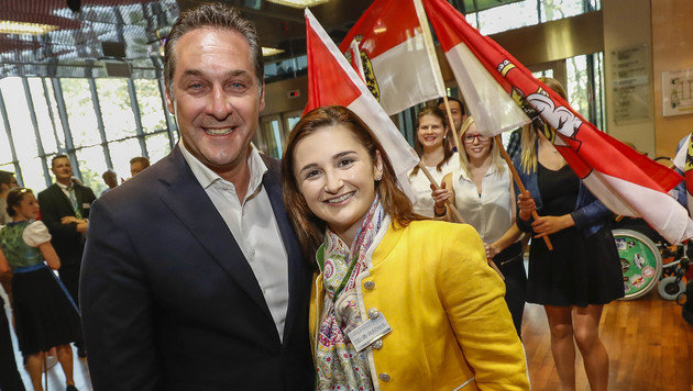 25-jährige Marlene Svazek wird neue FPÖ-Generalin (Bild: MARKUS TSCHEPP)