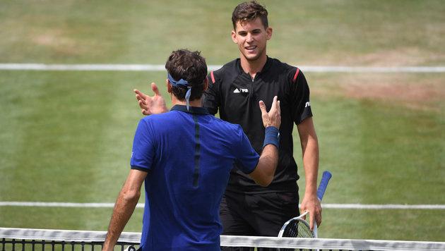 "Kohlschreiber: ""Thiem kommt gleich nach Djokovic"" (Bild: APA/dpa/Marijan Murat)"