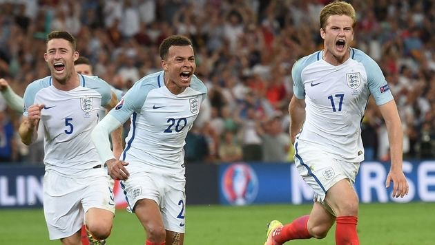 Russland schockt England mit Last-Minute-Ausgleich (Bild: AFP)